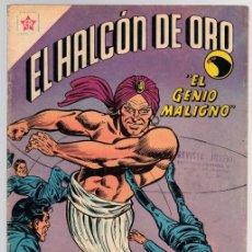 BDs: EL HALCÓN DE ORO. EL GENIO MALIGNO. Nº 16. 1 DE MAYO DE 1959. NOVARO. Lote 111113746