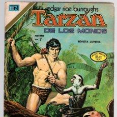 Tebeos: TARZAN DE LOS MONOS. EDGAR RICE BURROUGHS. Nº 365. EL FALSO LEGIONARIO. 27 DE SETIEMBRE DE 1973. Lote 121958387