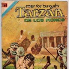 Tebeos: TARZAN DE LOS MONOS. EDGAR RICE BURROUGHS. Nº 374. EL ATAQUE DE LOS HOMBRES INSECTO.. Lote 121958514