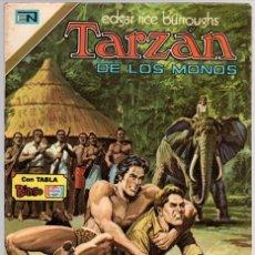 Tebeos: TARZAN DE LOS MONOS. EDGAR RICE BURROUGHS. Nº 426. EL ÁNFORA DE PLATA. 30 DE DICIEMBRE DE 1974. Lote 121958603