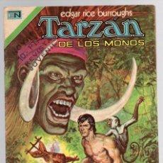 Tebeos: TARZAN DE LOS MONOS. EDGAR RICE BURROUGHS. Nº 419. PRUEBA DE FUERZA. 15 DE DICIEMBRE DE 1974. Lote 121958706