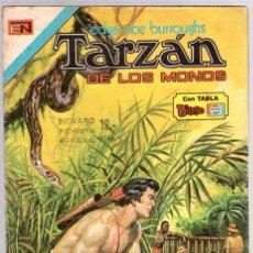 Tebeos: TARZAN DE LOS MONOS. EDGAR RICE BURROUGHS. Nº 432. LADRONES DE DIAMANTES. 10 DE FEBRERO DE 1975. Lote 121958955