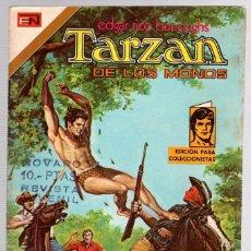 Tebeos: TARZAN DE LOS MONOS. EDGAR RICE BURROUGHS. Nº 427. EL VENGADOR ENMASCARADO. 6 DE ENERO DE 1975. Lote 111222132