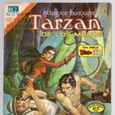Tebeos: TARZAN DE LOS MONOS. EDGAR RICE BURROUGHS. Nº 431. EL FANTASMA DE LA GRUTA. 3 DE FEBRERO DE 1975. Lote 121959487