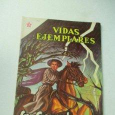 Tebeos: VIDAS EJEMPLARES N.º. 111 -SAN GERADO MAYELA1961. Lote 111247415