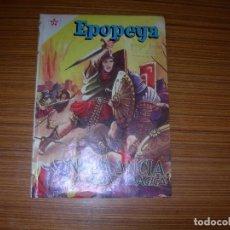 Tebeos: EPOPEYA Nº 19 EDITA NOVARO. Lote 111366047