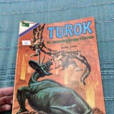 Tebeos: TUROK EL GUERRERO DE PIEDRA SON OF STONE NOVARO. Lote 111440335