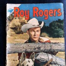 Tebeos - ROY ROGERS, SEA, Editorial NOVARO, Numero 32, 1955. Muy DIFICIL!!!!!!!!!!!!!!!!!!!!!!!!!!!! - 111483251