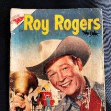 Tebeos - ROY ROGERS, SEA, EDITORIAL NOVARO, NUMERO 37, 1955. MUY DIFICIL!!!!!!!!!!!!!!!!!!!!!!!!!!!! - 111483823