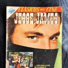 Tebeos: CLÁSICOS DEL CINE, JESSE JAMES, SEA, EDITORIAL NOVARO, NUMERO 23, 1958. MUY DIFICIL!!!!!!!!!. Lote 111486791