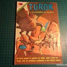 Tebeos: TUROK. Nº 33. NOVARO. (B-3). Lote 111589299