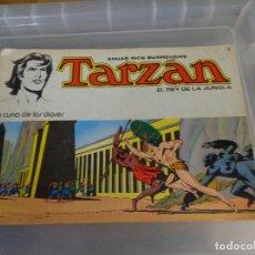 Tebeos: TARZAN, EL REY DE LA JUNGLA Nº 1 'LA CUNA DE LOS DIOSES'. Lote 112025171