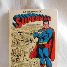 Tebeos: M69 LIBRO TEBEO LA HISTORIA DE SUPERMAN. NOVARO. 1979. . Lote 112042775