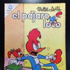 Tebeos: EL PÁJARO LOCO Nº 260 EDITORIAL NOVARO. Lote 112065755