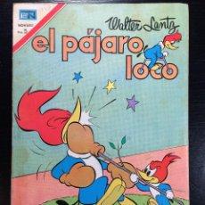 Tebeos: EL PÁJARO LOCO Nº 298 EDITORIAL NOVARO. Lote 112067319