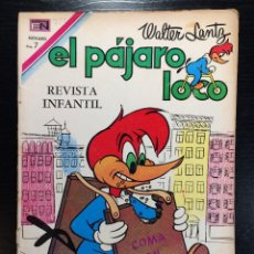 Tebeos: EL PÁJARO LOCO Nº 322 EDITORIAL NOVARO. Lote 112068271