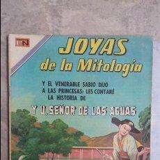 Tebeos: JOYAS DE LA MITOLOGÍA N° 142 - ORIGINAL EDITORIAL NOVARO. Lote 112215635