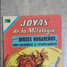 Tebeos: JOYAS DE LA MITOLOGÍA N° 168 - ORIGINAL EDITORIAL NOVARO. Lote 112216191