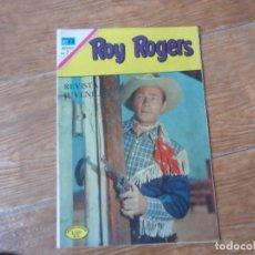 Tebeos: ROY ROGERS N° 221 EDITORIAL NOVARO 1970. Lote 112236235
