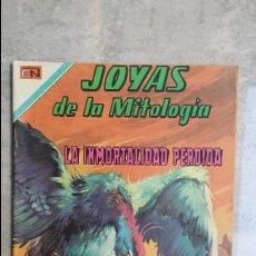 Tebeos: JOYAS DE LA MITOLOGÍA N° 135 - ORIGINAL EDITORIAL NOVARO. Lote 112253423