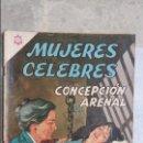 Tebeos: MUJERES CÉLEBRES N°50 - ORIGINAL EDITORIAL NOVARO. Lote 112256455
