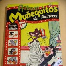 Tebeos: MUÑEQUITOS DE PAUL TERRY, ALBUM 17, CONTIENE LOS Nº 13 14 15 16 Y 17, NOVARO ER, 1954, LOTE,. Lote 112837571