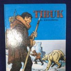 Tebeos: TIBUK EL ESQUIMAL EDICIONES SUSAETA QUESADA 1981. Lote 112972975