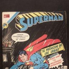 Tebeos: SUPERMAN DE NOVARO N° 894. Lote 113102774