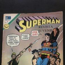 Tebeos: SUPERMAN DE NOVARO N°881. Lote 113106482