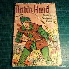 BDs: ROBIN HOOD. Nº 4. ENS. MEXICO. (M-40).. Lote 113431099