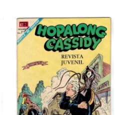 Tebeos: HOPALONG CASSIDY Nº 167. 1968.. Lote 113863583