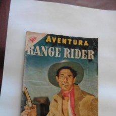 Tebeos: RANGER RYDER Nº 67 AVENTURA NAVARO ORIGINAL. Lote 113899227