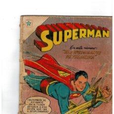 Tebeos: SUPERMÁN Nº 106 -15 AGOSTO 1957-. Lote 113926927