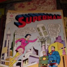Tebeos: SUPERMAN Nº 413. Lote 114024091