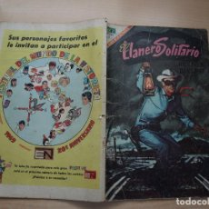 Tebeos: EL LLANERO SOLITARIO - NÚMERO 191 - AÑO 1969 - NOVARO. Lote 114073347