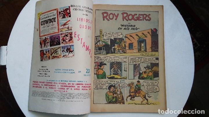 Tebeos: Roy Rogers n° 98 - original editorial Novaro - Foto 2 - 114112143