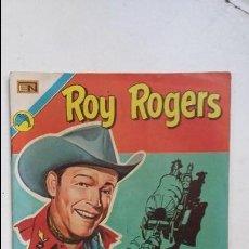 Tebeos: ROY ROGERS N° 289 - ORIGINAL EDITORIAL NOVARO. Lote 114112491