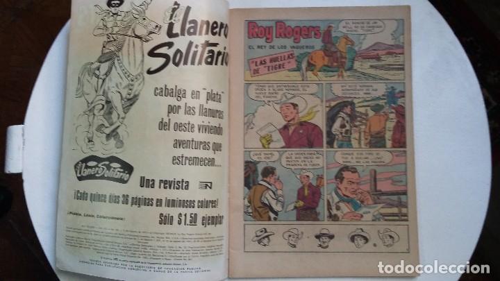 Tebeos: Roy Rogers n° 289 - original editorial Novaro - Foto 2 - 114112491
