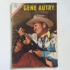 Tebeos: GENE AUTRY N° 151 - ORIGINAL EDITORIAL NOVARO. Lote 114112739