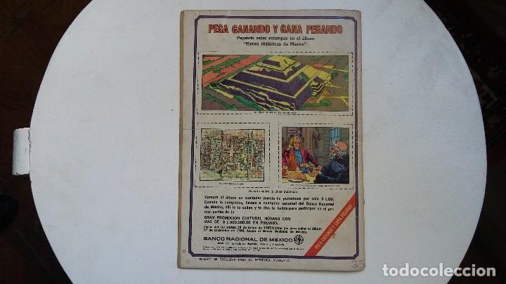 Tebeos: Gene Autry n° 151 - original editorial Novaro - Foto 3 - 114112739