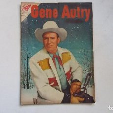 Tebeos: GENE AUTRY N° 47 - ORIGINAL EDITORIAL NOVARO. Lote 114112847