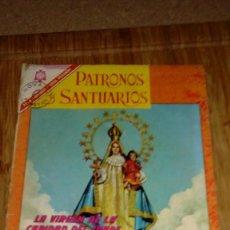 Tebeos: PATRONOS Y SANTUARIOS Nº 3 NOVARO. Lote 114480443