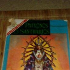 Tebeos: PATRONOS Y SANTUARIOS Nº 4 NOVARO. Lote 114480711