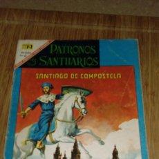 Tebeos: PATRONOS Y SANTUARIOS Nº 9 NOVARO. Lote 114480851