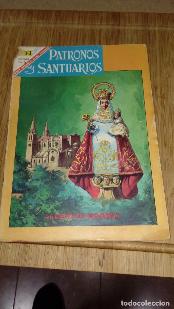 PATRONOS Y SANTUARIOS Nº 10 NOVARO (Tebeos y Comics - Novaro - Otros)