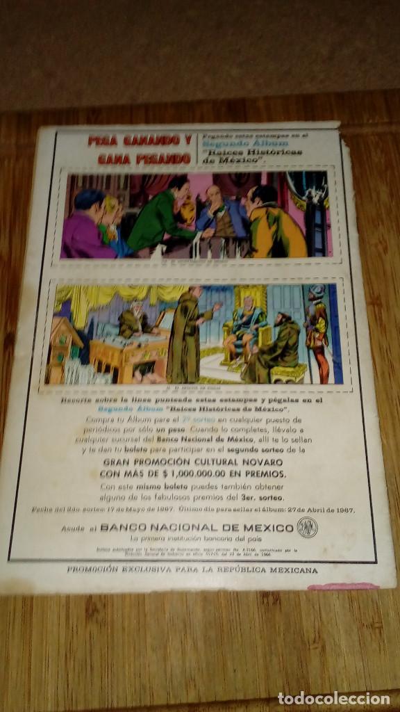 Tebeos: Patronos y Santuarios Nº 10 Novaro - Foto 2 - 114481047