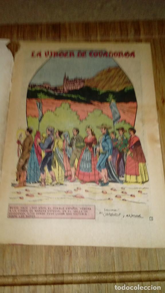 Tebeos: Patronos y Santuarios Nº 10 Novaro - Foto 3 - 114481047