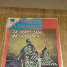 Tebeos: PATRONOS Y SANTUARIOS Nº 12 NOVARO. Lote 114481199