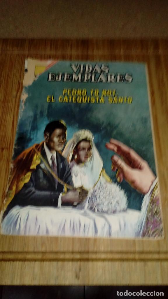 VIDAS EJEMPLARES Nº 248 NOVARO (Tebeos y Comics - Novaro - Vidas ejemplares)
