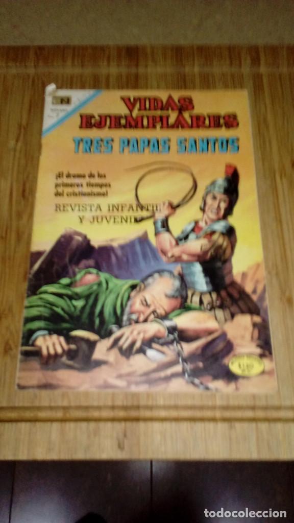 VIDAS EJEMPLARES Nº 308 NOVARO (Tebeos y Comics - Novaro - Vidas ejemplares)